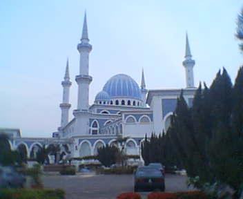 Masjid Sultan Ahmad Shah 1